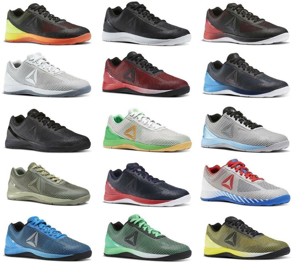 brand new f0665 b3440 Details about New Men s REEBOK Crossfit Nano 7 7.0 Training Sneaker - All  Colors   Sizes