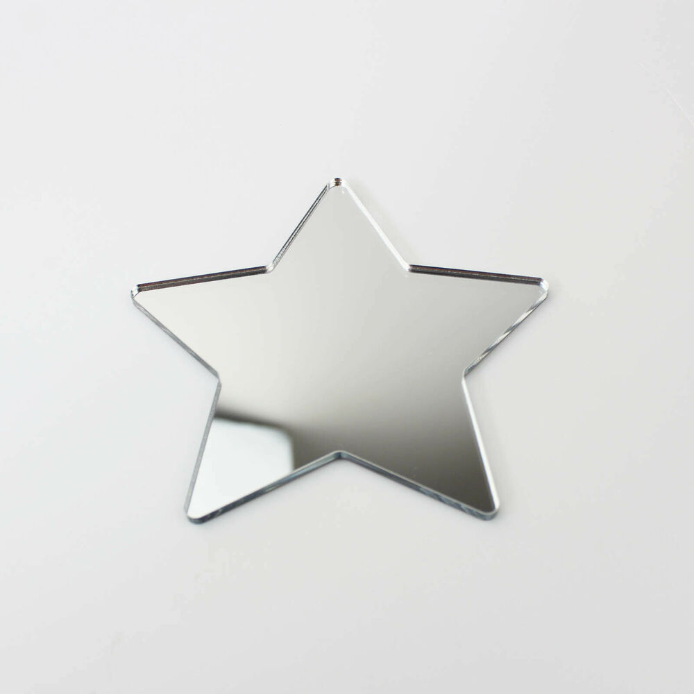 Safety Mirrors For Bathrooms: Star Acrylic Mirror Home Bathroom Children's Babies Safety