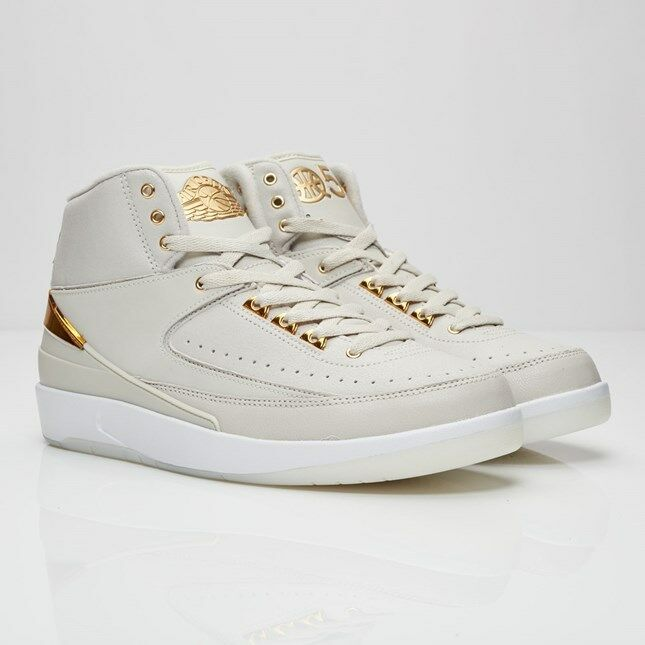 reputable site 076f7 39afc Details about 2016 Nike Air Jordan 2 II Retro Quai 54 Size 9.5. 866035-001  1 2 3 4 5 6 OVO Q54