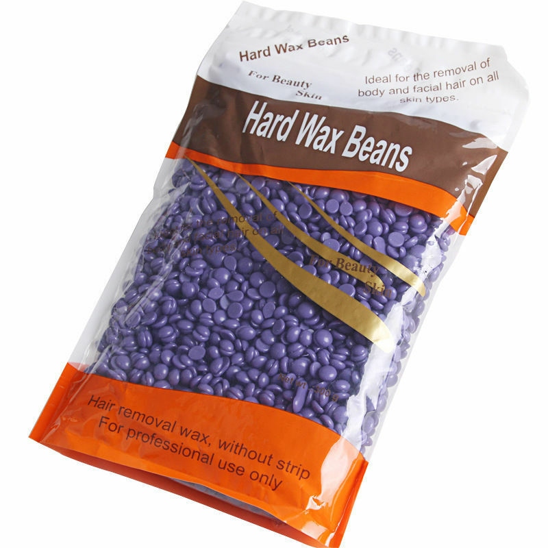 300g depilatory hot film hair removal hard wax beans. Black Bedroom Furniture Sets. Home Design Ideas