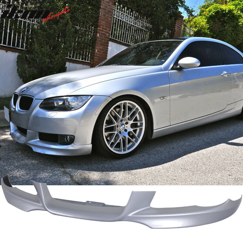 Bmw 354 Paint: Fits 07-10 BMW E92 E93 M-T Msport Front Bumper Lip Paint