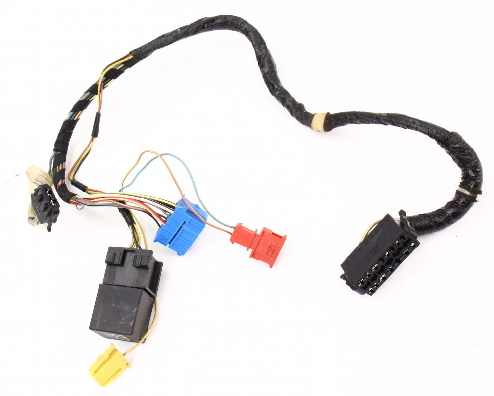 Headlight Switch Wiring Harness Vw Jetta Golf Gti Cabrio Mk3 1hm 1998 Volkswagen Beetle Door 971 055 G Ebay