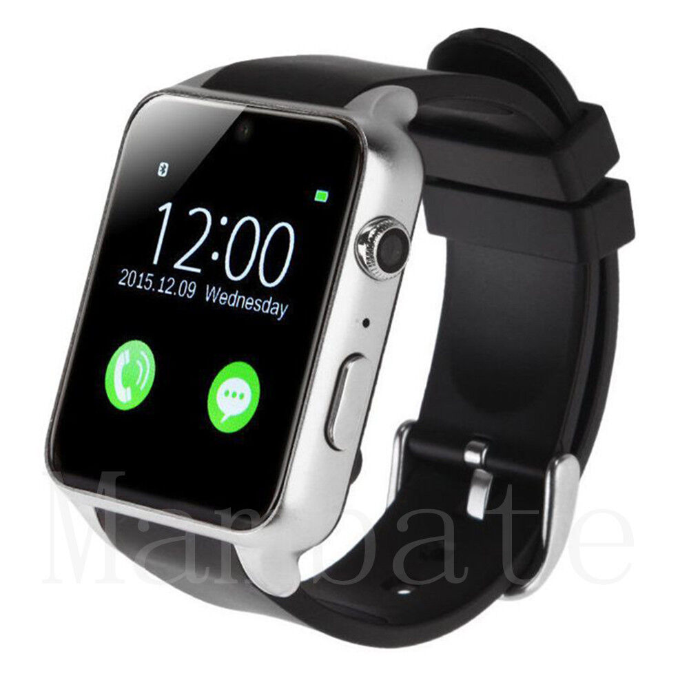 iphone smart watch waterproof bluetooth smart phone mate for iphone ios 9761