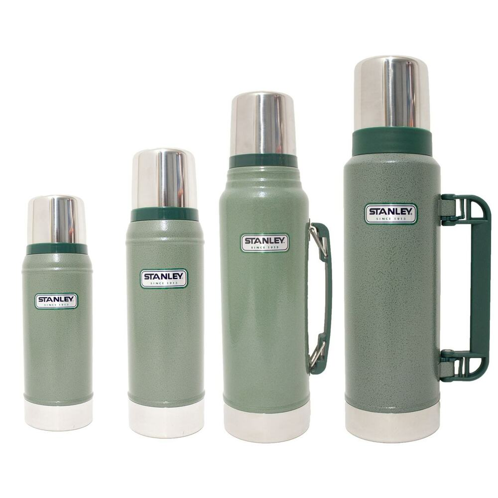 Stanley Classic Thermos Flasks 0 47l 0 75l 1 0l 1 3l