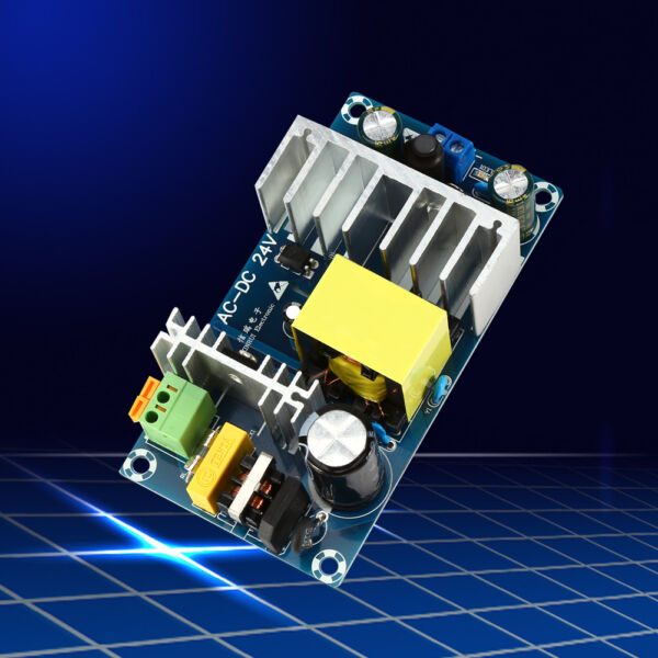 24V 4A~6A Stable High Power Switching Power Supply Board AC-DC Converter Module