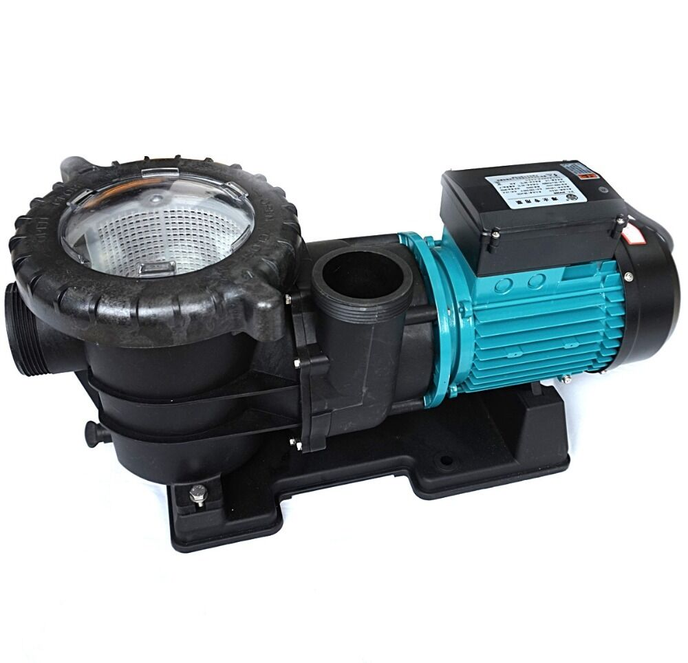 Swimming pool pump stp150 1100w 1 5hp plastic water pumps pool filter pump fish ebay for Does lowes sell swimming pool supplies