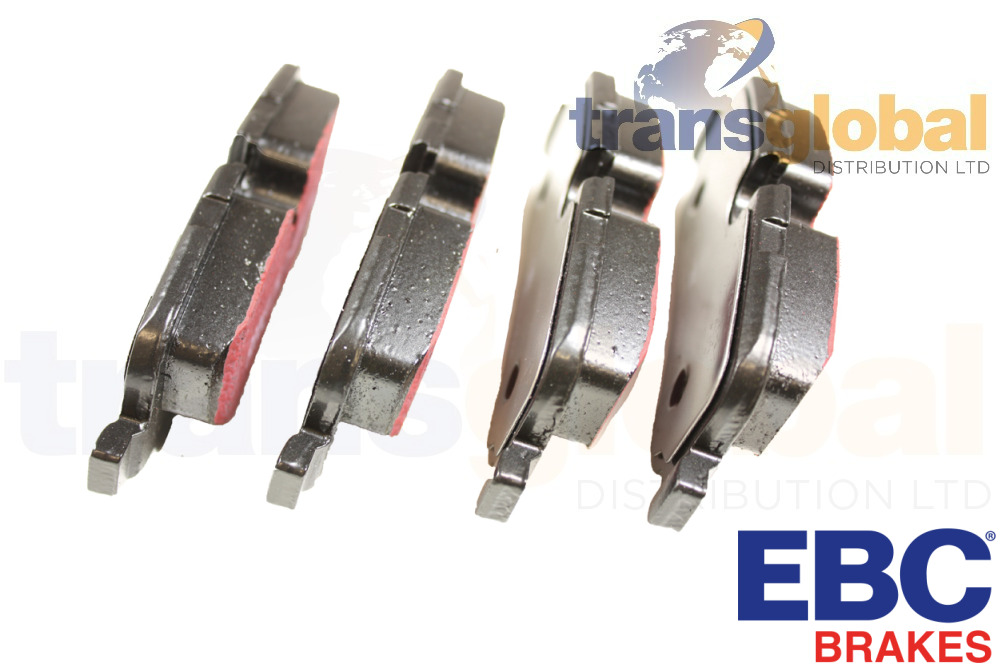 Range Rover Sport L322 /& Discovery 3 /& 4 Rear Brake Pads EBC GREEN LR055454