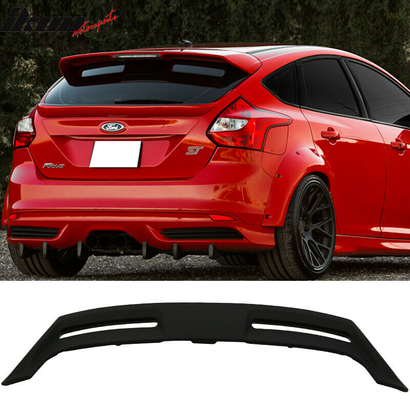 Fits 12-18 Ford Focus Hatchback ST OE Style Rear Roof