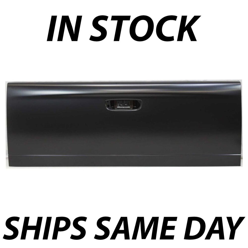 1500 Dodge Ram Accessories: Rear Tailgate Replacement For 2002-2008