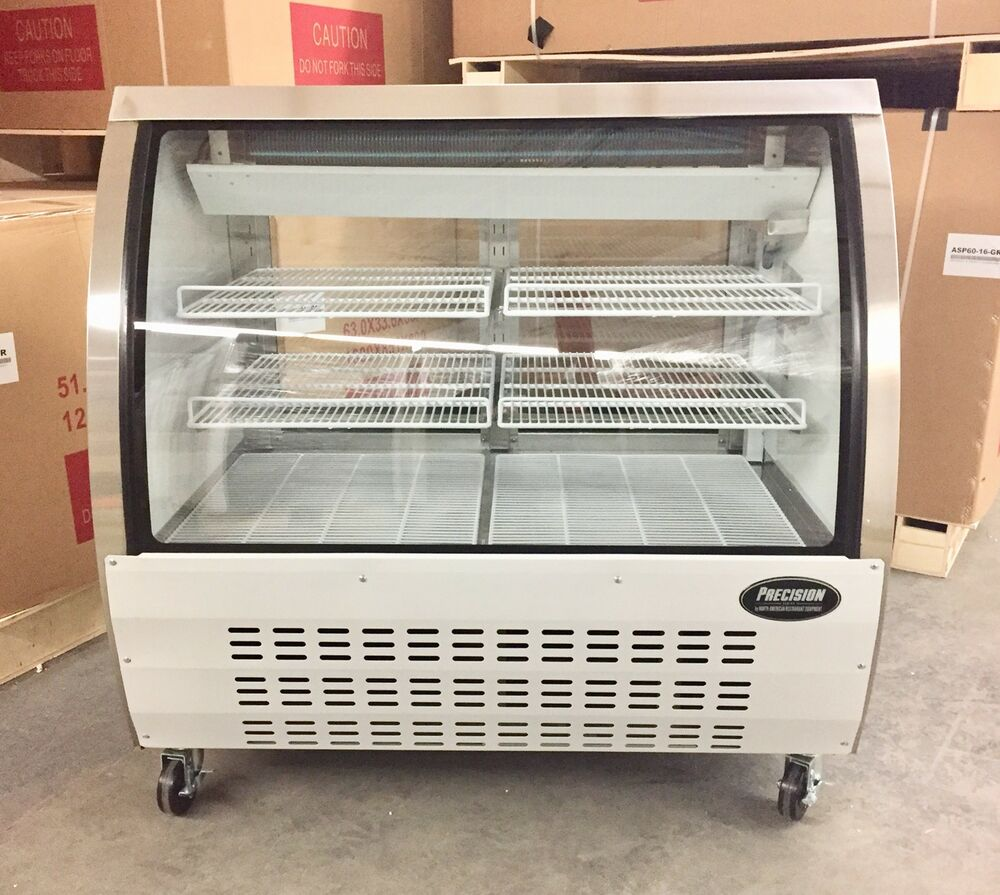 Refrigerated Display Case Ebay