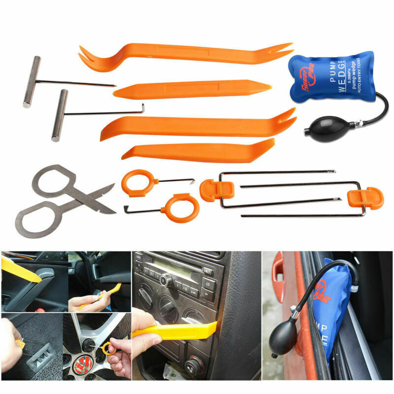 301731600808 as well 290869000757 also 32257040836 furthermore 282490621080 also Portable Practical Automotive Panel Plastic Trim Removal Tool Set Orange. on car panel removal tool