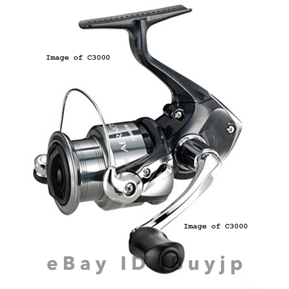 Shimano 16 aernos 4000 saltwater spinning reel 035455 ebay for Ebay fishing reels shimano