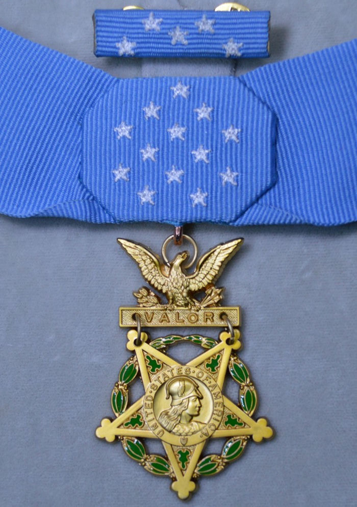 Boxed US Medal Badge Congressional Army Order Of Medal