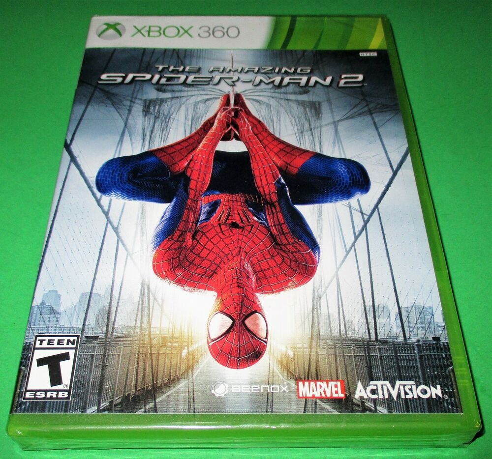 The Amazing Spider-Man 2 Microsoft Xbox 360 Factory -1423