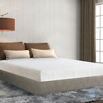 SLEEPLACE 8 In Cloud Cool Gel Memory Foam Mattress, Comfortable Bed, Four Sizes