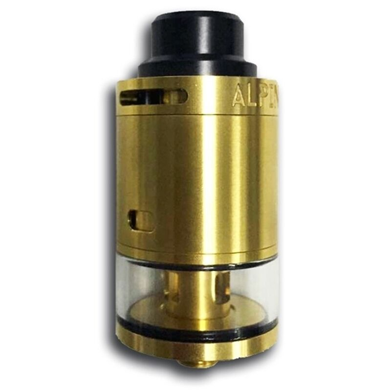 Authentic Syntheticloud Alpine RDTA