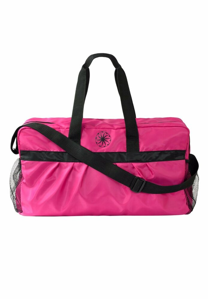 505e27643a3 Details about Fullbeauty SPORT® Gym Bag FUCHSIA New