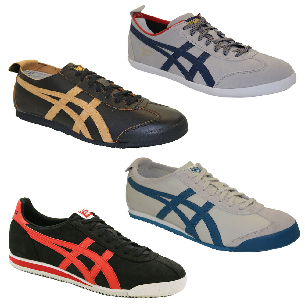 asics onitsuka tiger mexico 66 tiger corsair turnschuhe. Black Bedroom Furniture Sets. Home Design Ideas