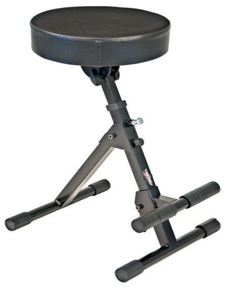 Tour Tough Guitar Throne - Adjustable Foot Rest - Padded Stool Black - NEW!  sc 1 st  eBay & Guitar Foot Rest | eBay islam-shia.org