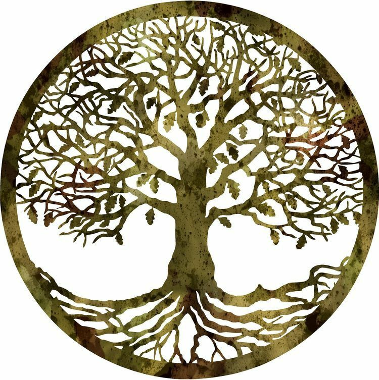 Hilaire image pertaining to tree of life printable