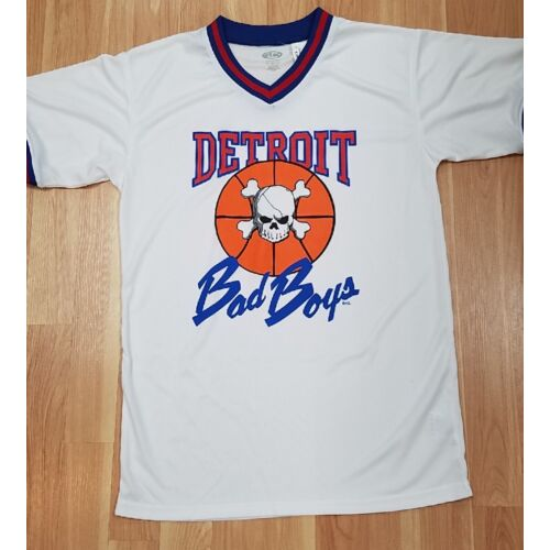 exclusive-authentic-detroit-pistons-bad-boys-vneck-baseball-jersey-white