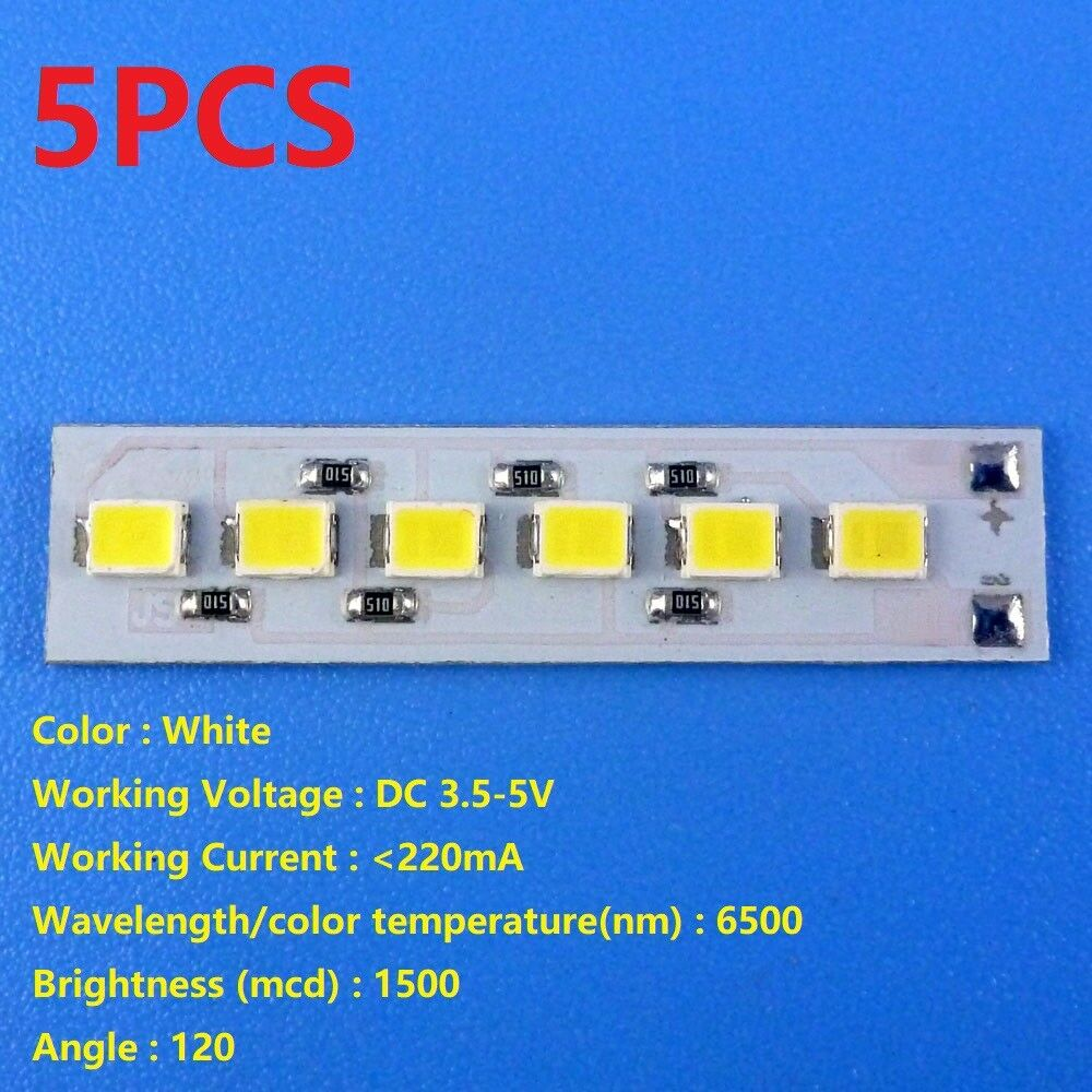Dc 37v 5v Constant Current Led Light Touch Driver Li On Usb 18650 Building Simple Power Do It Easy With Dimming Diy Ebay
