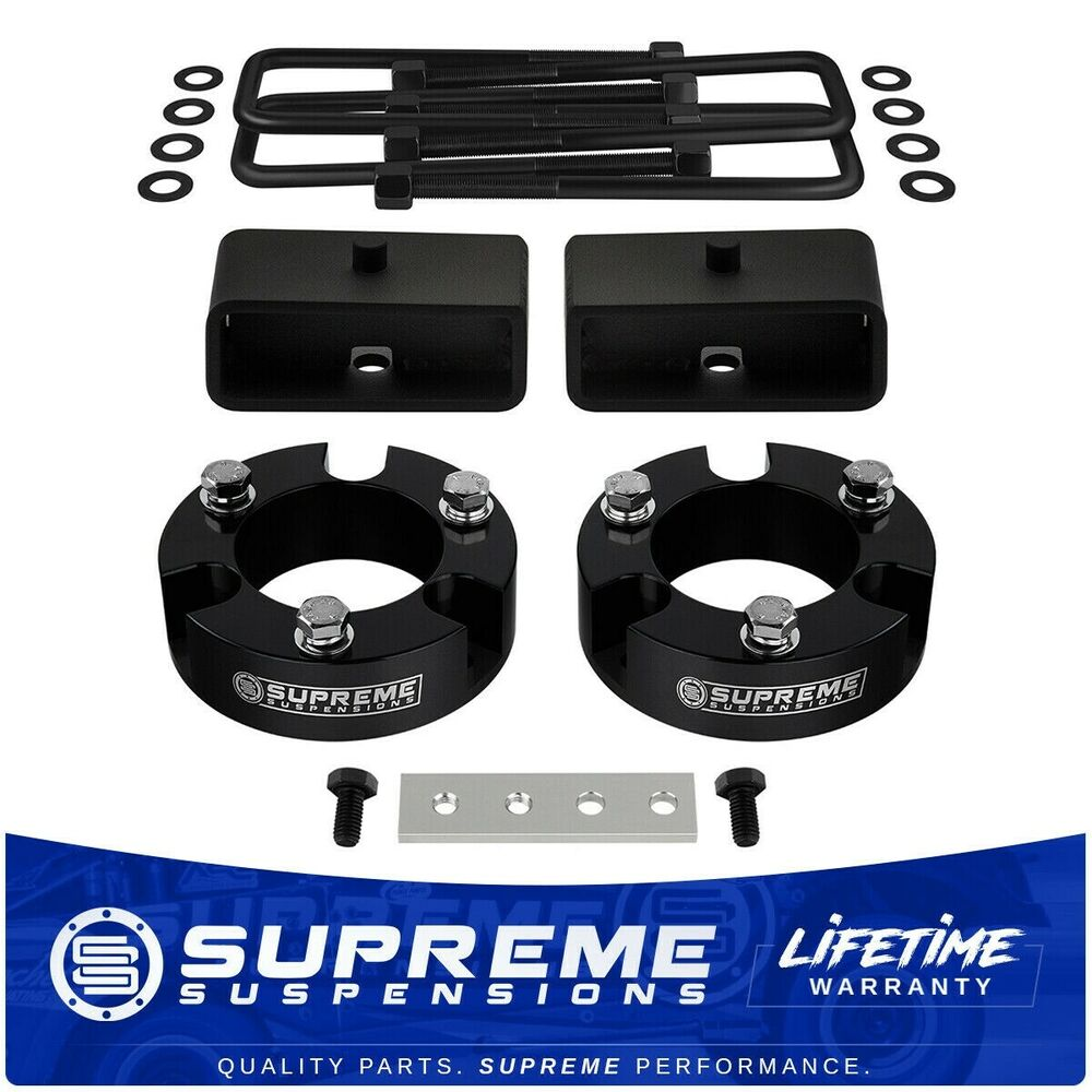 "Turbo Kit Tacoma 4 0: 3"" Front 2"" Rear Lift Leveling Kit For 2005-2018 Toyota"