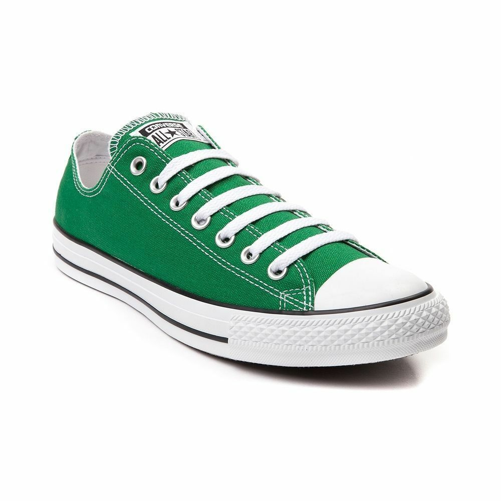 Details about NEW Converse Chuck Taylor All Star Lo Amazon Green Womens Men  Sneaker Shoe f9313ce29788