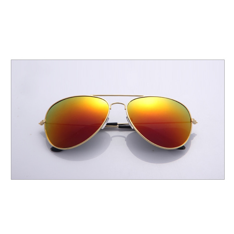 16928f07b Details about Yellow Red Gold Aviator Polarized Sunglasses Mirrored for Men  Women UV400
