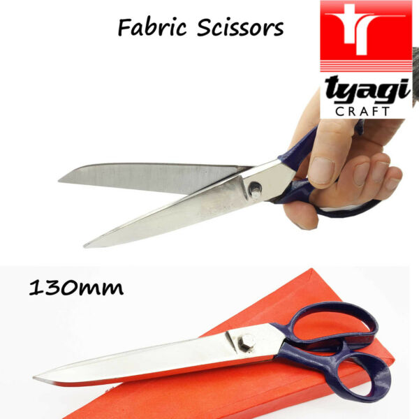 Tailoring Professional Large 130mm Scissors Dressmaking Shear High Quality