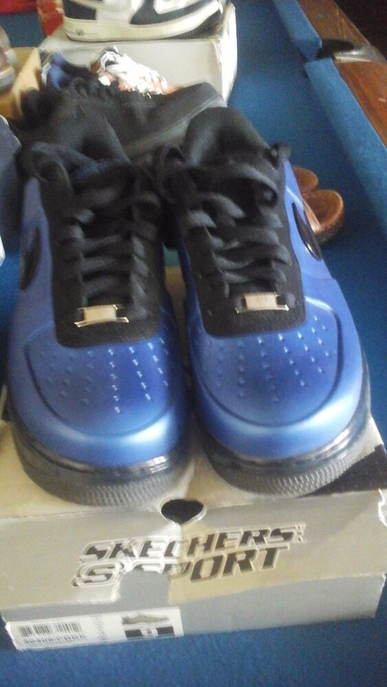new style 36d39 9577a Details about NIKE-AIR-FORCE-1-FOAMPOSITE-PRO-LOW-ROYAL-BLUE-Size-9