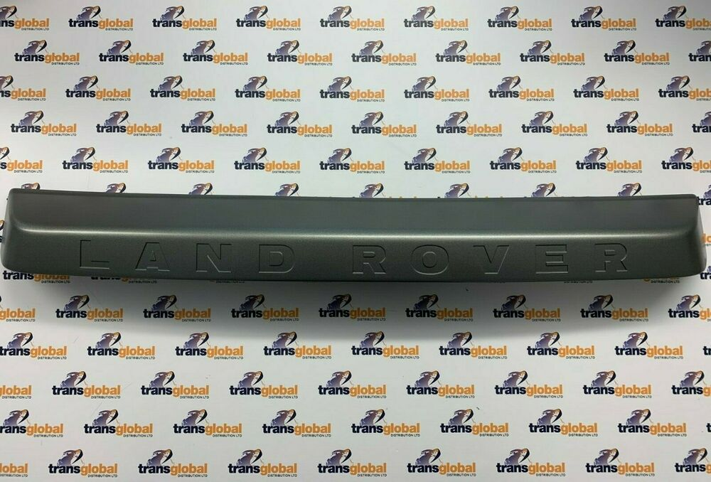 land rover freelander 2 07 tailgate handle and moulding genuine lr lr020189 ebay. Black Bedroom Furniture Sets. Home Design Ideas