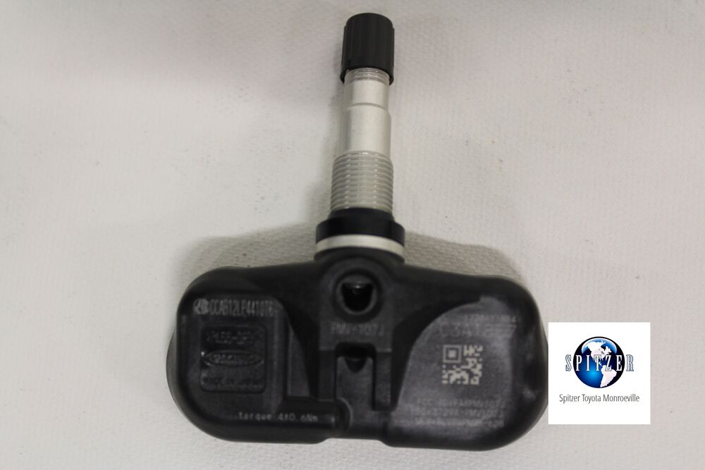 TOYOTA OEM Tire Pressure Monitor Sensor TPMS 4260733011 | eBay on ecm diagram, can diagram, vibration diagram, root cause diagram, headlight diagram, torque diagram, power diagram, radio diagram, abs diagram, filter diagram, auto diagram, wheels diagram, control diagram, system diagram, service diagram, switch diagram, noise diagram, fuel diagram, cd diagram, tqm diagram,
