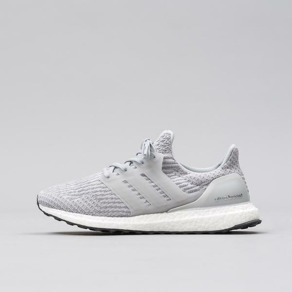 Details about 2017 Adidas Ultra Boost 3.0 Clear Grey Size 10.5. BB6059  Yeezy NMD PK 16a6df470e67