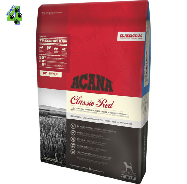 Acana Classics Red Dog 11,4 kg
