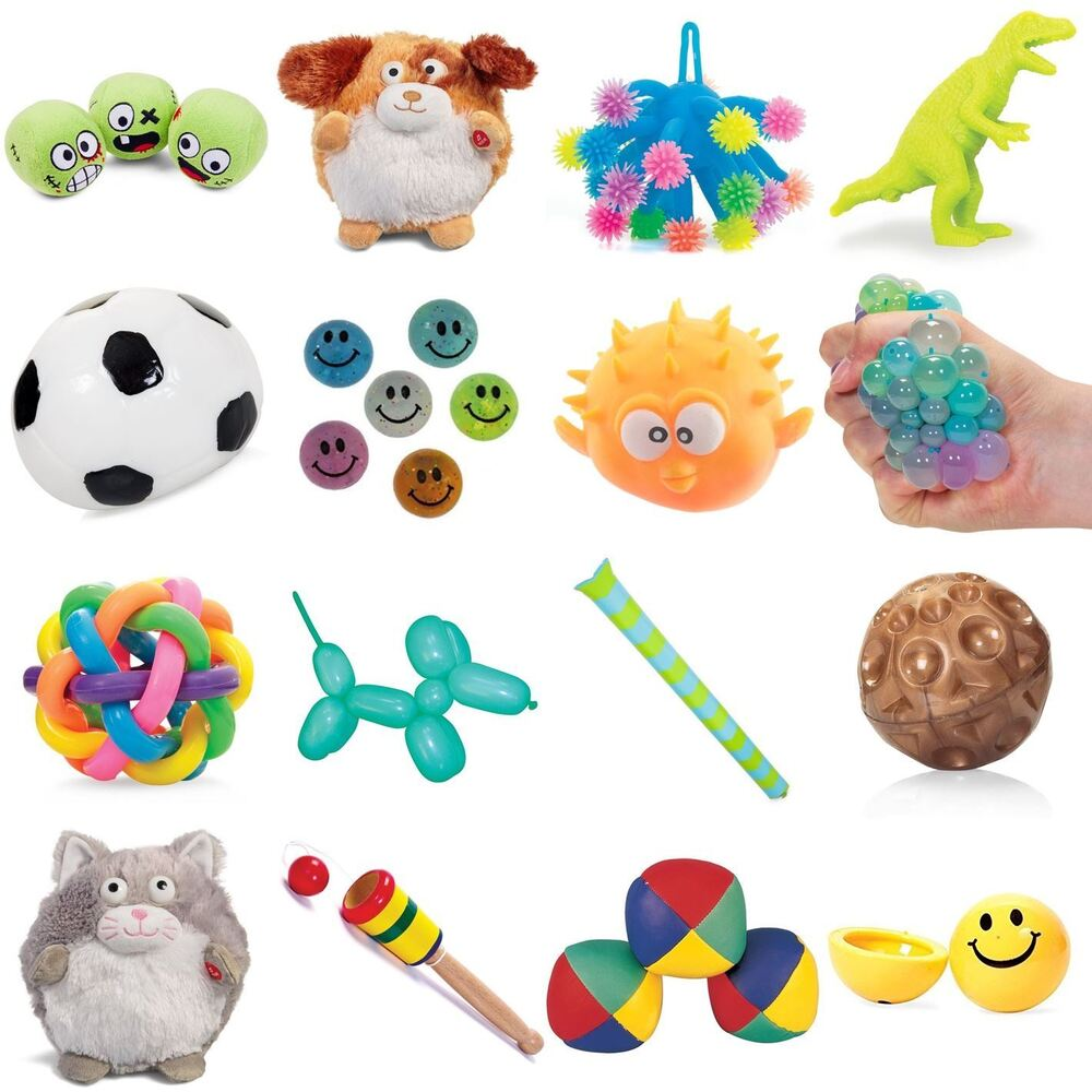 Toy For Adhd People : Choice of fun sensory toys stretch fiddle fidget autism