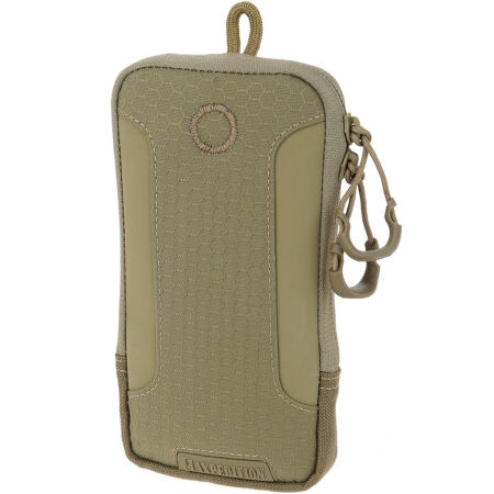 img-Maxpedition PLP iPhone 6/6S/7 Plus Pouch MOLLE Padded Holder Case Carrier Tan