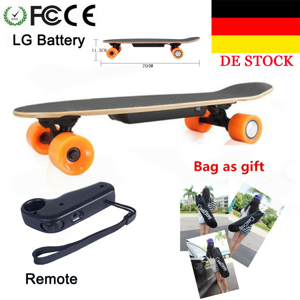 elektro skateboard scooter lg battery long board skate. Black Bedroom Furniture Sets. Home Design Ideas