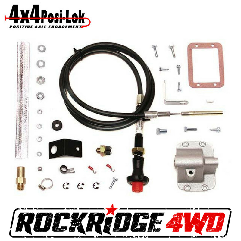 Posi Lok Cable Operated Shift Actuator 94 02 Dodge Ram