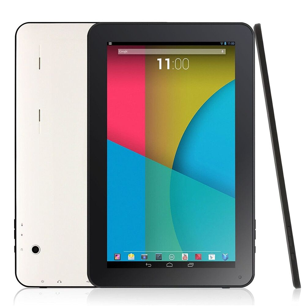 10 1 zoll android 4 4 tablet pc quad core phablet ips. Black Bedroom Furniture Sets. Home Design Ideas