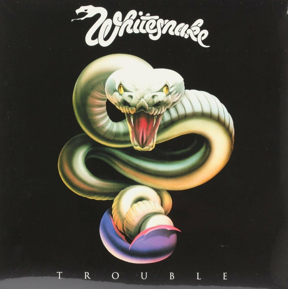 Whitesnake Trouble Vinyl Record Lp New 825646339440 Ebay
