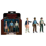 Funko Action Figure 3 Pack: Stranger Things - Eleven Lucas Mike Item No. 20833