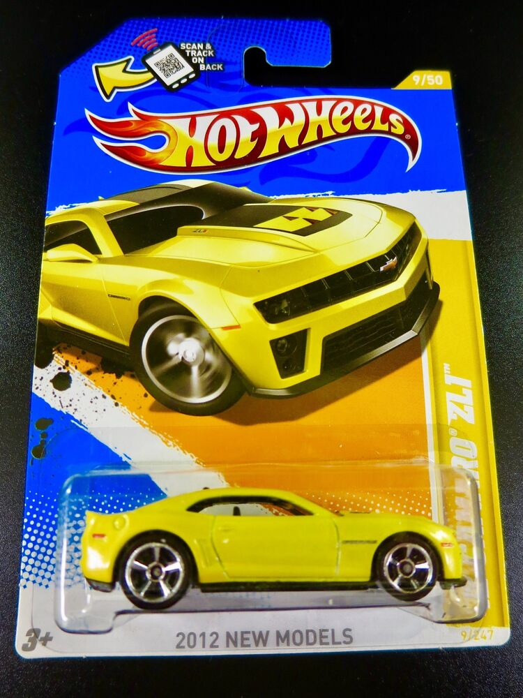 Hot Wheels 2012 New Models 9 12 Camaro Zl1 Kroger