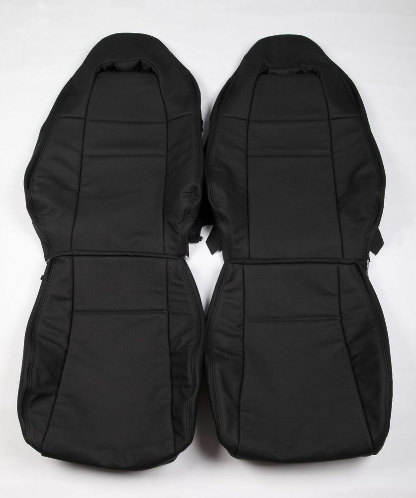 Leather Car seat cover covers automobiles protector