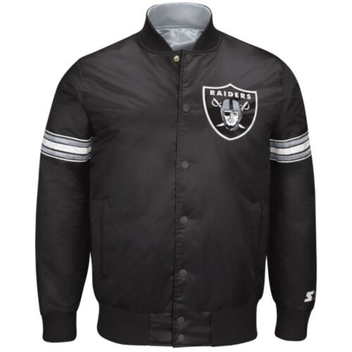 exclusive-oakland-raiders-reversible-starter-nfl-satin-jacket-silver-to-black