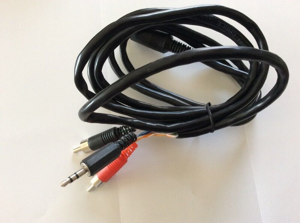 diy 8 pin din cable for bose acoustimass am9p lifestyle 12 25 3 5 8 cs6 ebay. Black Bedroom Furniture Sets. Home Design Ideas
