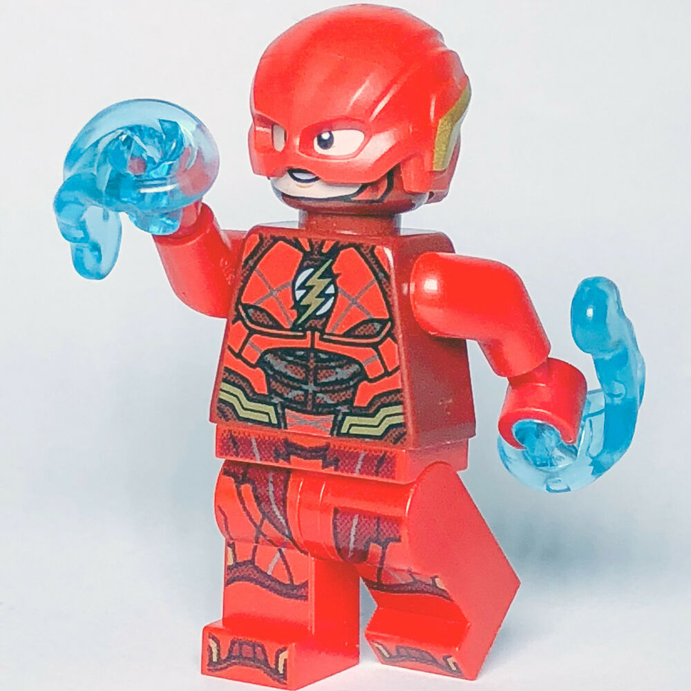 Lego THE FLASH Super Heroes Justice League GENUINE 76086 Dc Comics DETAILED  New | EBay