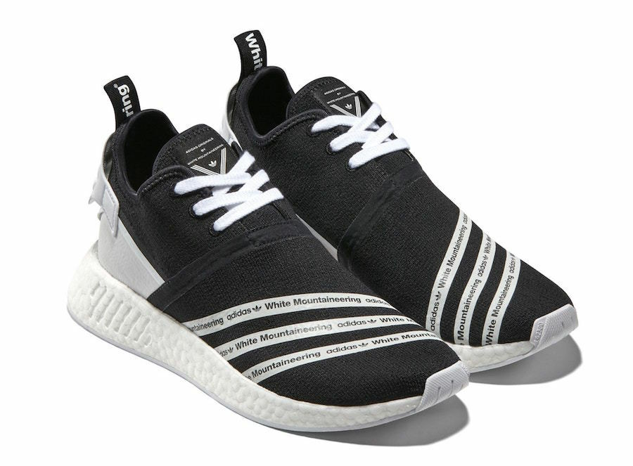 748c7d736 Details about Adidas WM NMD R2 PK Black Mountaineering Size 12.5 CG3648  yeezy ultra boost 12