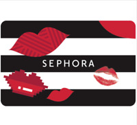 $100 Sephora Gift Card Email Delivery