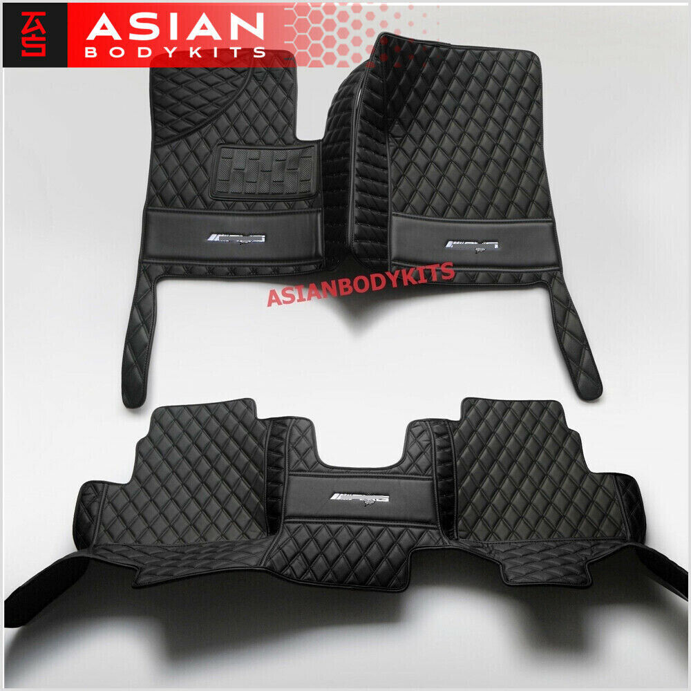 For Mercedes Benz G Class W463 Floor Mat Eco Leather Floor